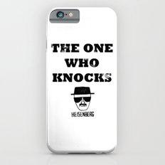 Heisenberg - The One Who Knocks iPhone 6 Slim Case