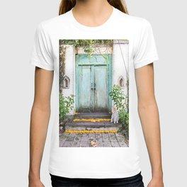 Doorways of the World - Bali T-shirt