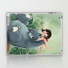 Mowgli and Baloo Laptop & iPad Skin