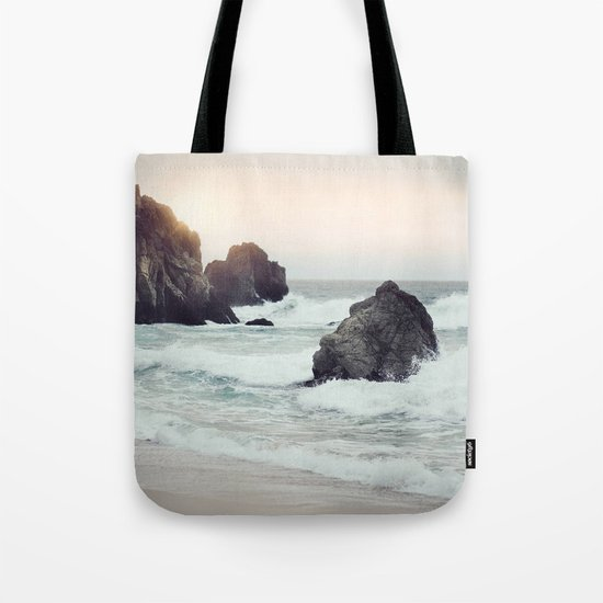 Sean and rock Tote Bag