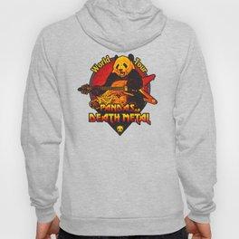 Pandas of Death Metal Hoody
