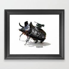 Insector Framed Art Print