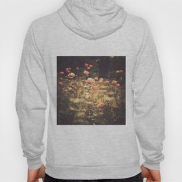 One Rose in a Magic Garden (Vintage Flower Photography) Hoody