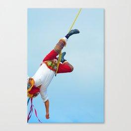 Flying artist colelction _06 Canvas Print
