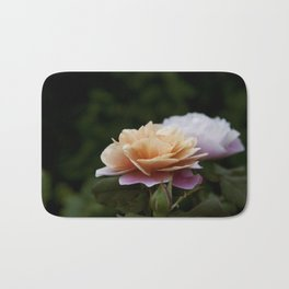 Lily Pad Rose Bath Mat