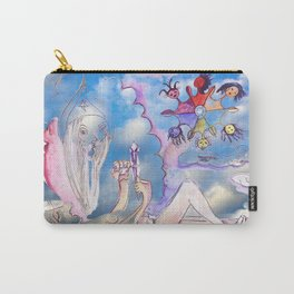 Jester B's Color Magic Carry-All Pouch
