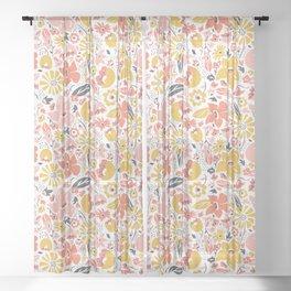 Betty Sheer Curtain