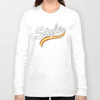 sport Long Sleeve T-shirts featuring Sport Style by Styleuniversal