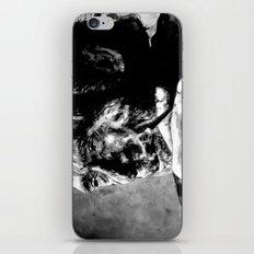 Charles Bukowski - black - quote iPhone & iPod Skin