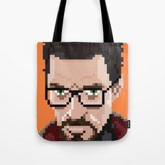 Gordon Freeman portrait Tote Bag