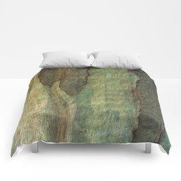 Eucalyptus Tree Bark 6 Comforters