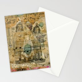 Secret Keepers of the Land Stationery Cards