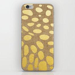 Katzengold iPhone Skin