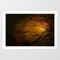 Nightscape Art Print