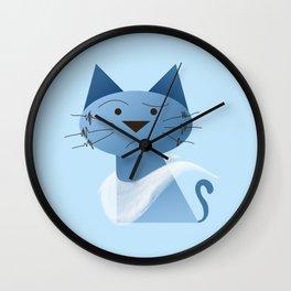 animaligon - Cat Wall Clock