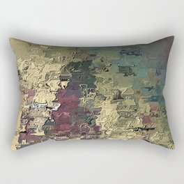Visions of Truth Rectangular Pillow