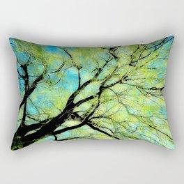 Sunny Canopy Top Rectangular Pillow
