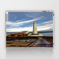 St. Mary's Lighthouse  Laptop & iPad Skin