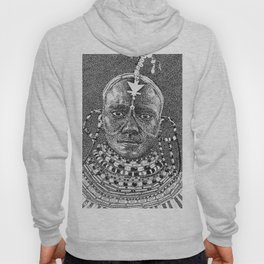 Beads and Dots Hoody