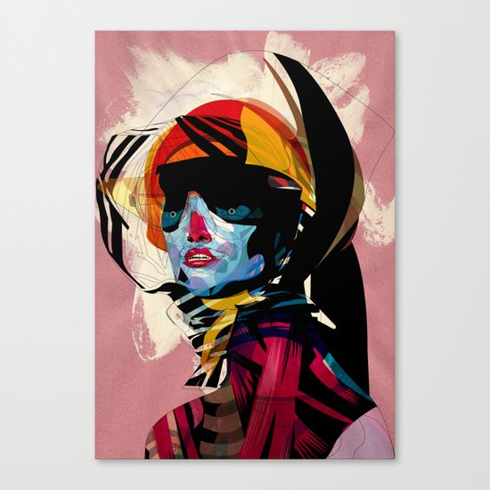 51112 Canvas Print