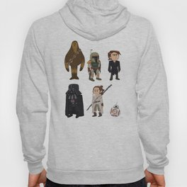 In a Galaxy Far, Far Away Hoody