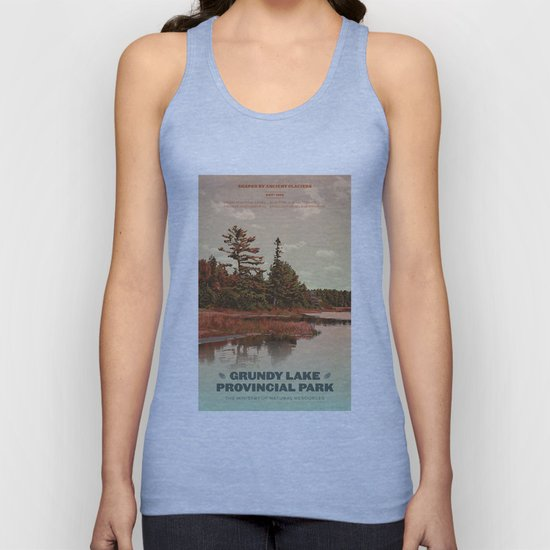 Grundy Lake Provincial Park Poster by cameronstevens