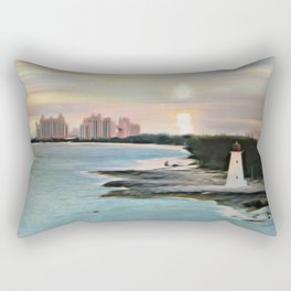 The Islands Of The Bahamas - Nassau Paradise Island Rectangular Pillow