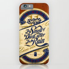 TARDIS Beer iPhone 6s Slim Case