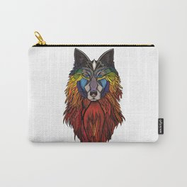 Wolfmother (Fire Wolf) Carry-All Pouch