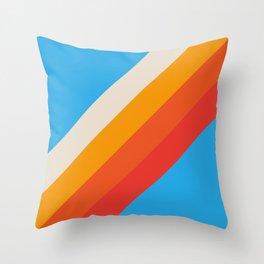 Classic Retro Gefjun Throw Pillow