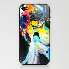 Vivid Reflections iPhone & iPod Skin