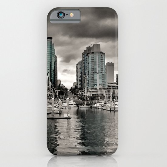 Vancouver Waterfront iPhone & iPod Case
