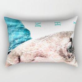Your New Nightmare Rectangular Pillow