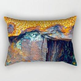 meEtIng wiTh IrOn no22 Rectangular Pillow