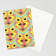 Fabulous Fox Stationery Cards