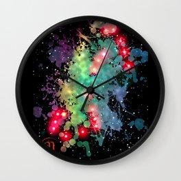 The Zodiac Sign -- Scorpio Wall Clock