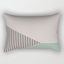 Tri 5 Rectangular Pillow