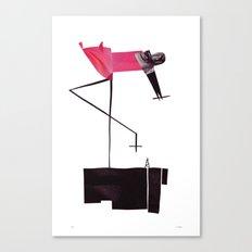 Codicia Canvas Print