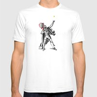 Chief of The Court MEDIUM Mens Fitted Tee White