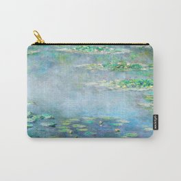 Monet Water Lilies / Nymphéas 1906 Carry-All Pouch