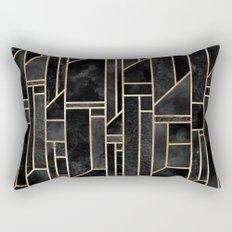 Black Skies Rectangular Pillow