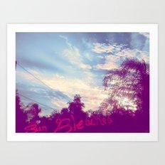 Sun Bleached Art Print