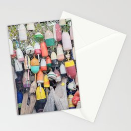 Buoys | Nautical Photograph Stationery Cards