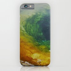 Morning Glory Pool iPhone 6s Slim Case