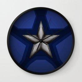 Captain Steve Rogers Wall Clock