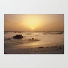 Soft Awakening Canvas Print