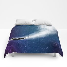 High end. Comforters