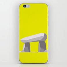 Dolmen (western portal) iPhone & iPod Skin
