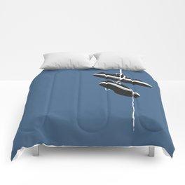 None Chucks Comforters