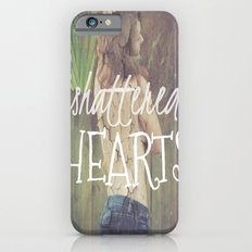 Shattered Hearts Club iPhone 6s Slim Case